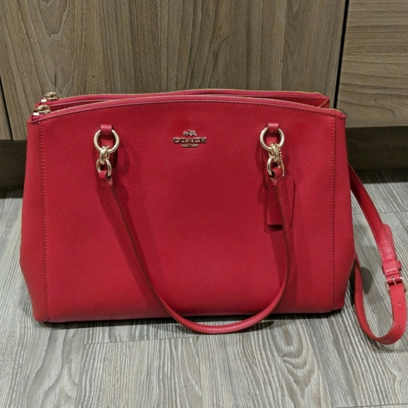 Coach Handbags - Coach Christie carryall